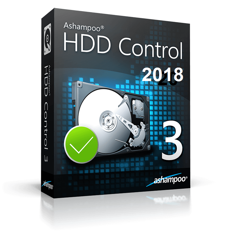 Ashampoo HDD Control 5.21.00 Crack + Serial Key Free 2018 Download