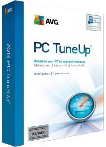 AVG PC TuneUp 2019 Crack 16.78.3.33194 & Serial Key Free Download