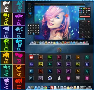 Adobe Creative Cloud 2018 Crack 4.4.1.298 Key Full Keygen Download