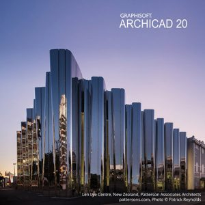 Graphisoft ArchiCAD 24 Crack and Serial Key Free Download
