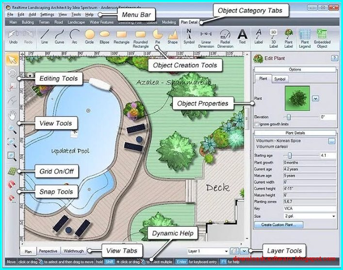 Realtime Landscaping Architect 2017 Serial Key + Crack [Latest]