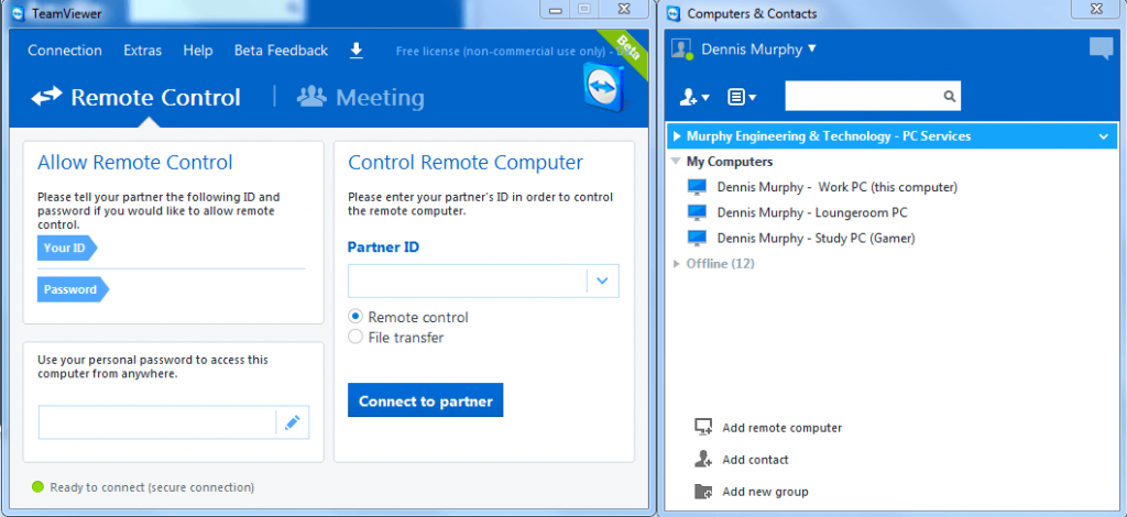 Teamviewer 14 download for windows 10 64 bit with crack