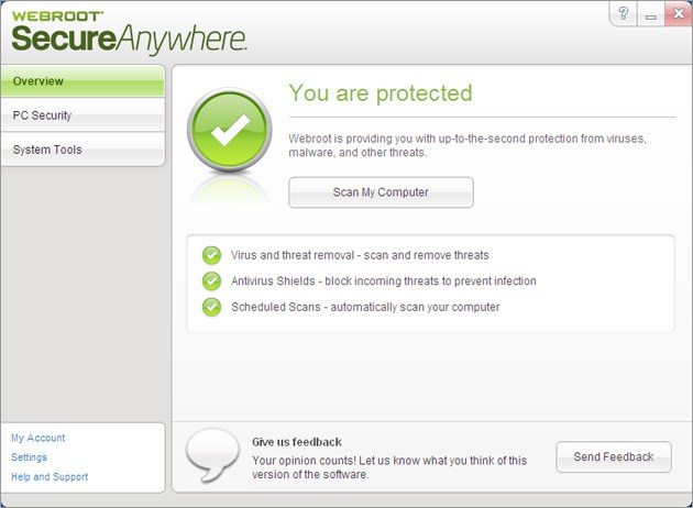 Webroot SecureAnywhere Antivirus 2017-2018 Crack Download