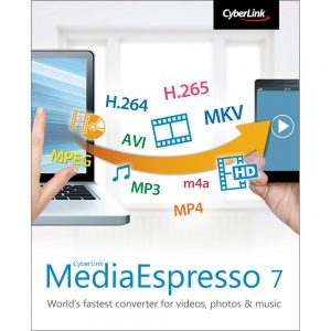 CyberLink MediaEspresso Deluxe 7 Serial Key + Crack Download