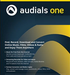 Audials One 2019 Crack Keygen & Serial Key Download