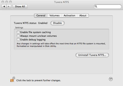 tuxera ntfs serial number