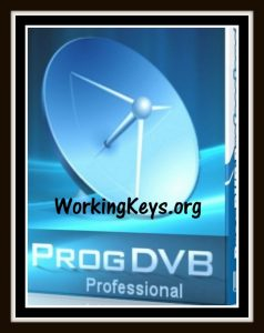 ProgDVB 7.38.7 2021 Crack & Activation Keys For Windows