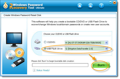 Windows Password Recovery Tool Pro 6.4.3.0 Free Download