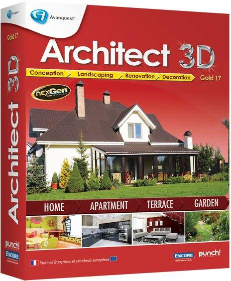 Avanquest architect 3d ultimate 2017 serial key free download for Architecte jardin 3d gratuit