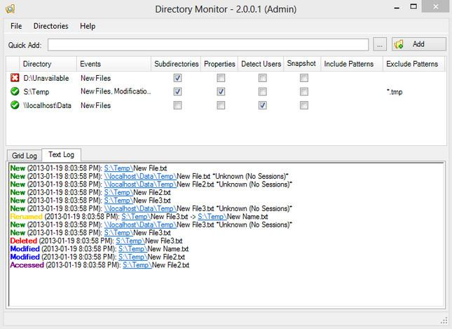 Directory Monitor Pro 2.10.9.0 Crack Patch & Keygen Free Full Download