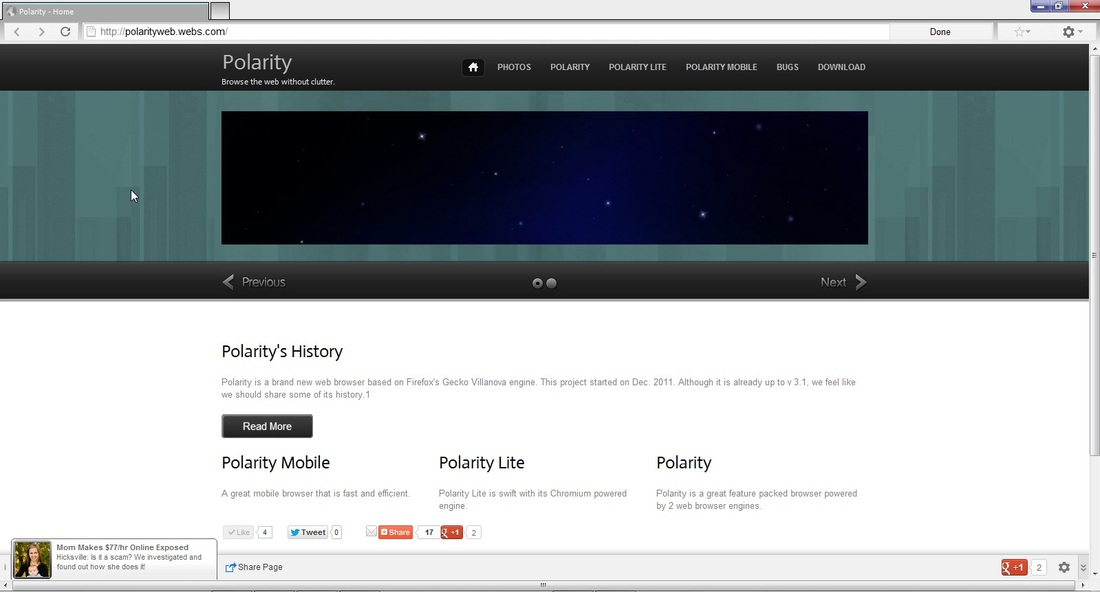Polarity 9.3.6 Portable Download 2018 For Windows Free