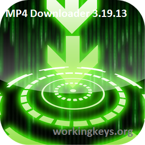 MP4 Downloader 3.19.13 Pro Crack + License Key Download Free