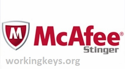 McAfee Labs Stinger Download Free (64 Bits) - Latest