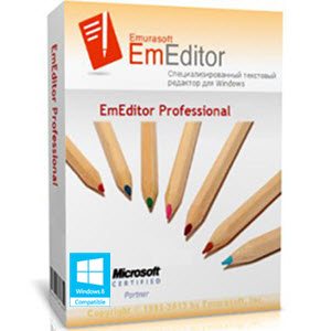 EmEditor Professional 18.9.8 Serial Key & Crack Download [2018]