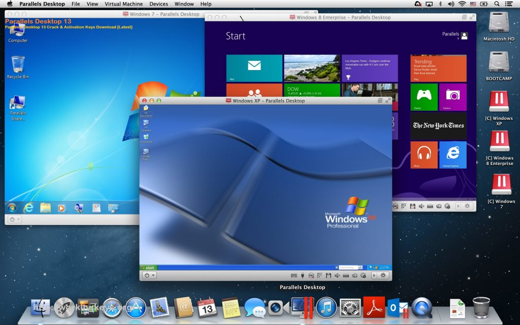 Parallels Desktop 15 Crack & Activation Keys is here!