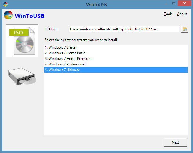 WinToUSB 3.7 Crack & Serial Keys Download Full Latest [Keygen]