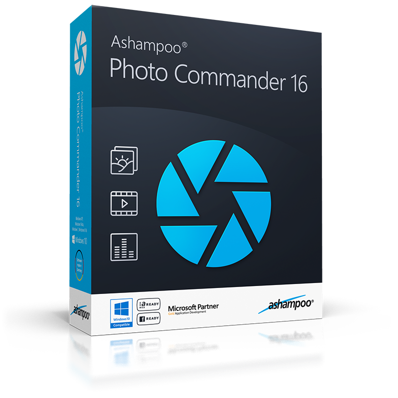 Ashampoo Photo Commander 16.0.2 2018 Crack & Serial Key Download