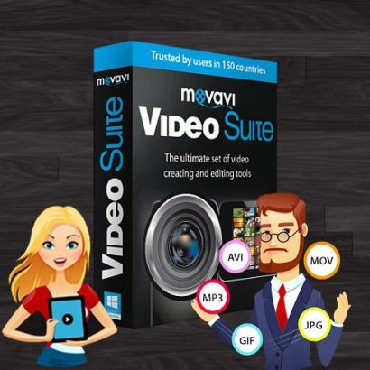 Movavi Video Suite 17.3.0 2018 Crack & Serial Keys Download Free